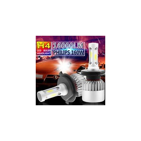 Led Phillips H4 Alta Y Baja