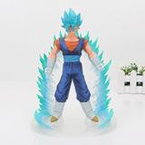 Figura De Vegetto Super Saiyan Blue Dragon Ball Super 22cm
