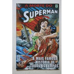A Morte Do Superman Completa Total 10hq