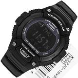 89036ca29553e Relógio Casio - W-s220-1bvdf - Tough Solar - 120 Laps