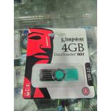 Memoria Usb 4 Gb Kingston Originales