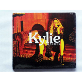 Cd Kylie Minogue Golden Digipack Original Lacrado!!