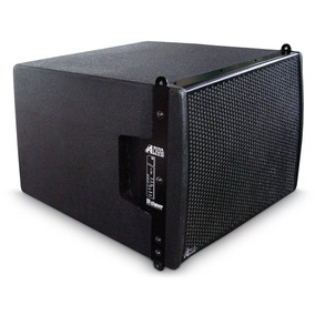Line Array Compacto Subgrave Ativo Alive 915-a 600w Staner