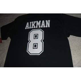 Playera Nfl Dallas Cowboys Troy Aikman Conm. Blue Navy e584607933f