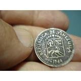 Moneda Venezolana Puya De 5 Centimos Del Año 1964