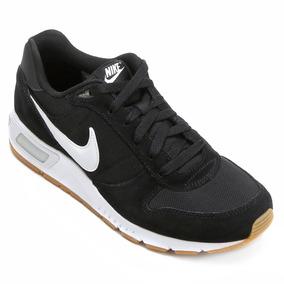 e4c633a452767 Tênis Nike Nightgazer Preto E Branco - Tênis no Mercado Livre Brasil
