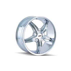 Dip Wheels D35 Diplomat 20x8.5 5x108/5x114.3 Chrome 72.56 Hu