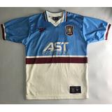 Camisa Aston Villa Rara Reebok 1997 1998 Muito Conservada