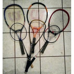Raquetas Tennis, Paquete Familiar De Raquetas