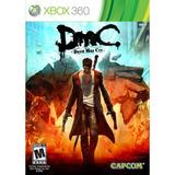 Devil May Cry - Xbox 360 Standard Edition - Envío Gratis