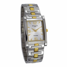 Reloj Nivada Swiss Millionaire Ng1866lbicba Original De Dama