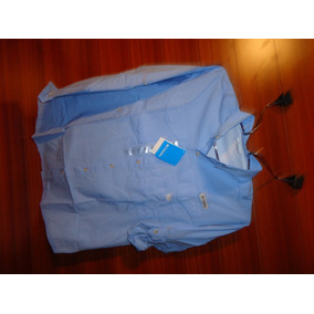 Columbia Camisa Casual Ideal Mediana Checar Medidas