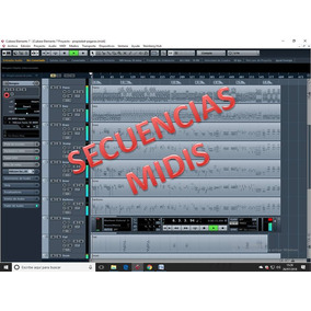 Secuencias Midis De Orquestas Ecuatorianas