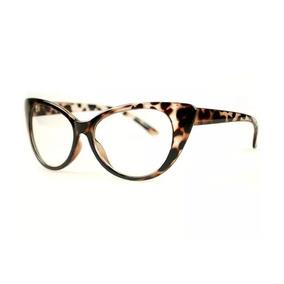 Armação De Oculos Femininas Chique - Óculos no Mercado Livre Brasil e08683f354