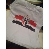 Camiseta São Paulo Spfc Com Seu Nome Atrás c191c74c035