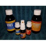 Dioxido De Cloro Listo Para Activar + Activador + Protocolos