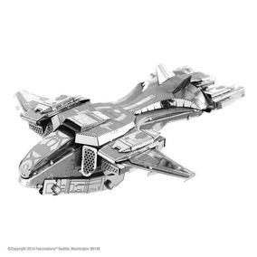 Mini Réplica De Montar Halo Unsc Pelican
