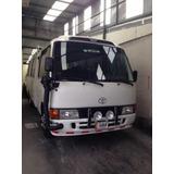 Toyota Coaster Microbus
