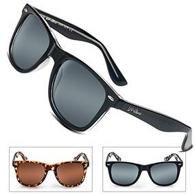 8c9eec6f4a9cd Uv-bans Gafas De Sol Polarizadas Wayfarer Para Hombres