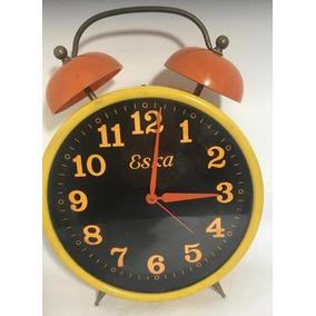 Relógio Carrilhão De Mesa Eska - Relógios Antigos no Mercado Livre ... 13b44ecc9bf