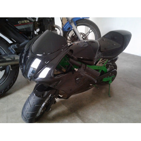 Moto Para Niño A Gasolina 50cc