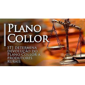 Plano Collor Rural - Material Jurídico