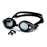 Oculos Com Grau Natação Miopia (-1,5 A -8)