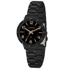 Relógio Lince Lrn4503l + Garantia De 1 Ano + Nf