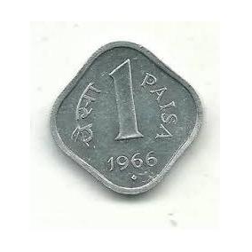 Moeda 1 Paisa (da India!!! - Ano 1966)