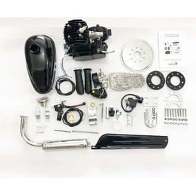 Kit Motor Para Bicicleta 80cc Kit Bike Motorizada A Gasolina
