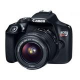 Cámara Fotográfica Canon Eos Rebel T6 18mp Lcd3 1159c005aa