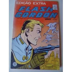 Flash Gordon Edição Extra Rge Ótimo!