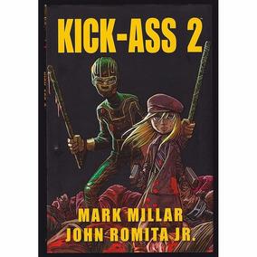 Kick-ass 2 - Mark Millar / John Romita Jr. - Importado