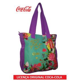 Bolsa Viagem Academia Coke Coca Cola Garden Original Nfe