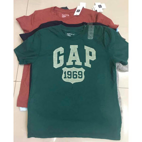 Camisas Niños Gap Originales Talla 6-7 Ropa Nueva