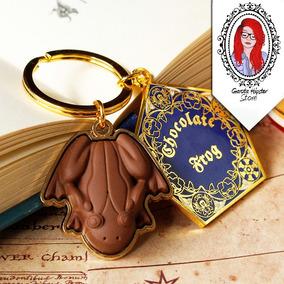 Chaveiro Sapo De Chocolate Harry Potter