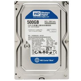 Disco Duro 500gb Western Digital 3.5 Sata Pc 8694