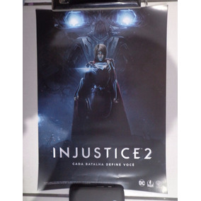 Poster Injustice 2 - Omelete Box