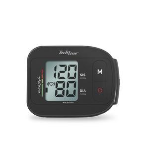 Monitor De Pressão Arterial De Pulso Techline Kd-738 Cinza