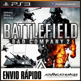 Battlefield Bad Company 2 - Jogos Ps3 Midia Digital