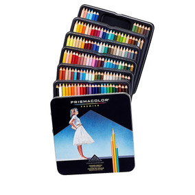 Set De 132 Lápices De Colores Marca Prismacolor