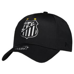 New Era Bone Santos Futebol Clube - Bonés no Mercado Livre Brasil 8c0aee1364a23