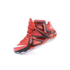 Tenis Nike Lebron 12 Elite Original Com Nota