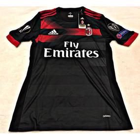 8ede0ab20731a Camiseta De Emelec - Camiseta del Milan para Adultos en Mercado ...