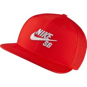 Gorra Nike Sb Hat - Roja - Hombres - 629243-634