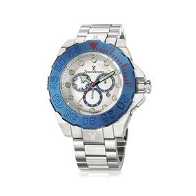 3dd88131148 Relogio Jean Vernier Geneve - Relógios De Pulso no Mercado Livre Brasil