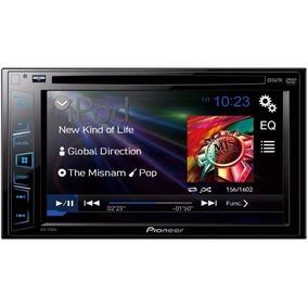 Dvd Automotivo Pioneer Avh-175dvd Tela Touch 6.2