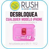 Rsim 12 Libera Cualquier Modelo De iPhone Instalado Funciona