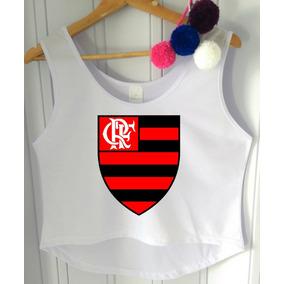 Camisa Do Flamengo Em Miniatura - Camisetas e Blusas Cropped no ... 6b22648bf9315