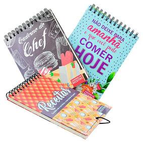 Cadernos Com Frases Na Capa Materiais Escolares No Mercado Livre